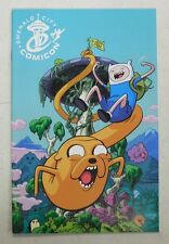 ADVENTURE TIME # 1 Comic  EXCLUSIVE Emerald City COMICCON EXCLUSIVE VARIANT NM