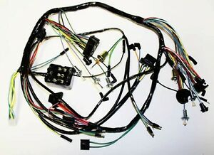 New! 1965 Ford Mustang Under Dash Complete Wire Harness USA Made