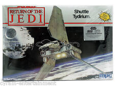 1:89 MPC/ERTL STAR WARS RETURN of the Jedi IMPERIAL SHUTTLE NAVETTA IN SCATOLA ORIGINALE