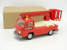 Gama Mini Exxon 1/43 - VW Combi T2 Pick Up Góndola Bomberos Feuerwehr