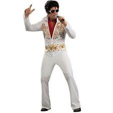 Elvis Presley 50s 60s Rock King Men Costume M