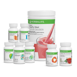 NEW HERBALIFE Ultimate program French all flavors 1 Kit , FREE SHIPPING