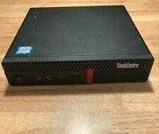 Lenovo ThinkCentre M920q Tiny Tower, i5-2.3ghz 8600T, 8gb, Warranty til 3/2022!