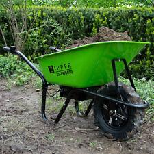 Zipper AKKU Schubkarre ZI-EWB500 Dumper Gartenschubkarre Motorschubkarre