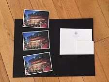 Grand Hyatt Fukuoka Japan Stationary Kit Postcards Club Collectible