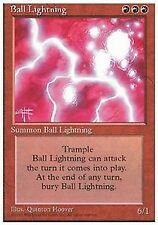 *MRM* FR Boule fulgurante / Ball Lightning MTG 4th edition