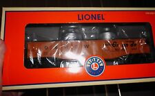 Lionel D&Rgw Gondola with Canisters 6-26306 Mib