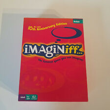 Vintage IMAGiNiff Game, 10th Anniversary Edition, Buffalo Games, 100% Complete!