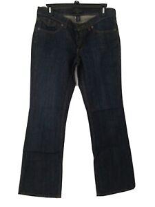 Banana Republic ladies petite jeans 4P x 28 bootcut/flare leg NEW OLD STOCK
