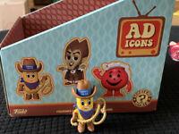 Twinkie The Kid Funko Mystery Minis Ad Icons Series Loose Vinyl Figure 1/24 Mint
