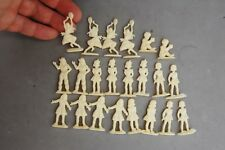 "Plastic Children at Play Figures Cake Topper Toy 1 1/2"" Vintage Lot 22 Stand-Up"