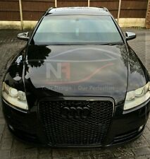 AUDI RS6 FRONT GRILL A6 to RS6 C6 s6 high quality 2004 2005 2006 2007+ OFFER ON7