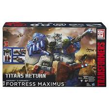Hasbro Transformers Generations Titans Return Fortress Maximus Action Figure
