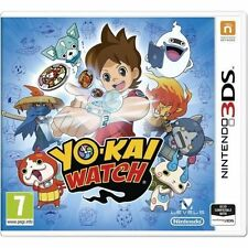 Yo-kai Watch Nintendo 3ds Game & Courier Delivery