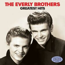 Everly Brothers GREATEST HITS (NOT2LP197) Best Of 36 Songs NEW SEALED VINYL 2 LP