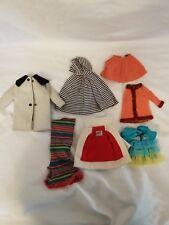 vintage barbie doll clothes Lot 1960's
