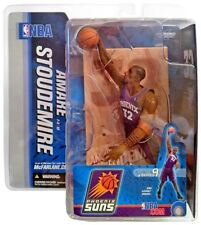 NBA Sports Picks Series 9 Amare Stoudemire Action Figure [Purple Jersey]