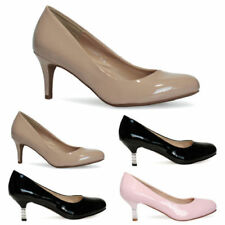 Unbranded Stiletto Med (1 3/4 to 2 3/4 in) Heel Height Heels for Women