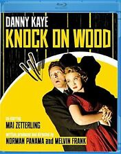 Knock on Wood (Danny Kaye) Region A BLURAY - Sealed