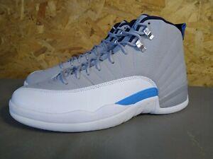 Size 11 - Air Jordan 12 Retro 'Grey University Blue' #22