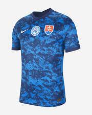 More details for brand new slovakia home football shirt 2020/21 size s-m-l-xl-xxl-xxxl