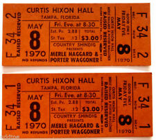 Tickets & Stubs