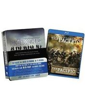 Band of Brothers With the Pacific Sam - Blu-Ray Region 1 Free Shipping!
