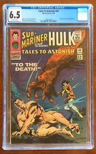 TALES TO ASTONISH #80 CGC 6.5 (Marvel 6/1966)