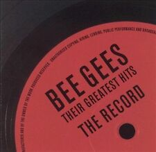 Their Greatest Hits: The Record by Bee Gees (CD, Jun-2006, 2 Discs, Reprise)