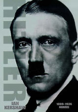 Hitler 1889-1936 Hubris - Third Reich - 1st Edition - HC - by Ian Kershaw