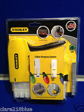 Stanley Cable Hanging Stapler Hooks Fairy Lights Party Decoration ComputerWire
