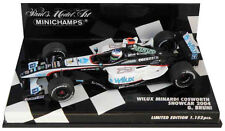 Minichamps Minardi F1 Showcar 2004 - Gianmaria Bruni 1/43 Scale