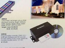 MEGA LED- 30936 LED PROGRAMABLE CONTROLLER / DMX 512