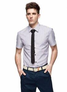 Men Random Sold Color Tie Skinny Necktie Groom Wedding Groomsmen Suit Tie Wt
