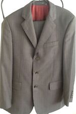 Austin Reed Westminster Grey pin stripe Suit.Size 40R
