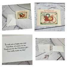 To Thank You For The Christmas Gift Hallmark Greeting Card
