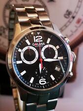 Unworn Golana Swiss Chronograph Watch
