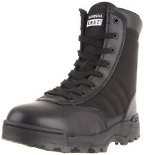 """Original SWAT Men's 9"""" Side-Zip Tactical Boot Black Size 8.5 #1152-BLK-08.5"""