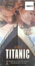 Titanic (VHS, 1998, 2-Tape Set) NEW STILL SEALED 1998 CLASSIC