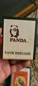 Atari 2600 Tank Brigade Panda Inc 101 for use with ATARI 2600 Video Game System