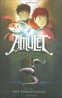 Partial Set Series - Lot of 4 Amulet books by Kazu Kibuishi #1-4 Graphic Novels