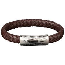 P081 Leather Bracelet 22cm