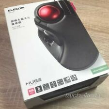 New Elecom Trackball mouse Large M-HT1URBK from Japan with tracking number
