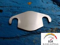 EGR Blanking Plate 209 ford Ranger PJ/PK duratorq TCDi 3.0L / 2.5L TD no hole