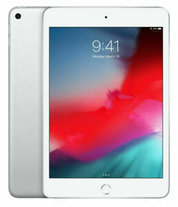Apple iPad Mini (5ème génération) 256 Go, Wi-Fi, 7,9in - Argent-NEUF