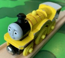 Molly Thomas & Friends Wooden Railway Train used good condition
