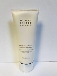Monat Colour Enhance Brilliant Blonde Conditioner - 6oz