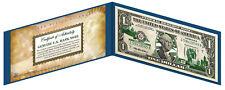 INDIANA State $1 Bill *Genuine Legal Tender* U.S. One-Dollar Currency *Green*
