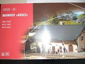 Faller 110125 Bahnhof Ardez OVP