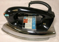 General Electric Model 71F54 Vintage Dry Iron